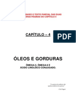 ÓLEOS E GORDURAS