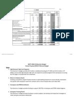 Senate Majority Coalition - Inslee Budget