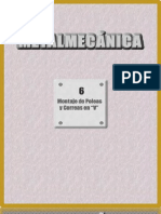 Montajes de Poleas y Correas