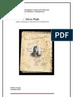 2° Parcial de literatura moderna y contemporanea - Silvia Plath