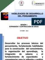 PROCESOS DE EXPANSION Y CONTRACCION DE IDEAS.pptx