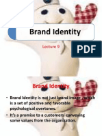 Dimensions of Brand Identity