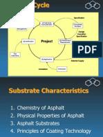 APT Asphalt Substrate