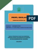 Profil Sekolah 2012_2013