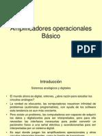 Mod4 - Amplificadores Operacionales Basico