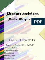 Product Decisions PLC125