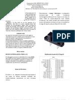 Proyecto Velocimetro Informe