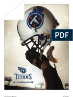 2011 Tennessee Titans