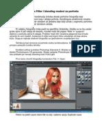 High Pass Filter i blending modovi za portrete