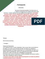 DINÁMICAS PARTICIPACIÓN-GESTIÓN