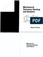 Mechanical Tolerance Stackup and Analysis
