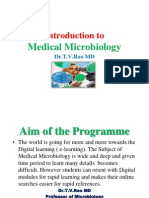 Introduction to Medical Microbiology