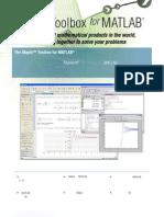 MapleToolboxforMATLAB操作手册