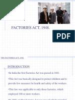 Factories Act 1948