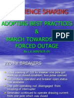 Experiance Sharing for Best Maintenance-L.K.jain