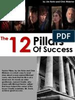 Jim Rohn - 12 Pillars
