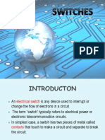 Switches Presentation