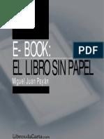 Payan Miguel Juan - eBooks El Libro Sin Papel