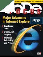 CoDeFocus IE8 Web