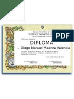 Diplomas Séptimo