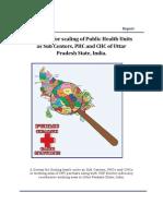 Public Health Units Report