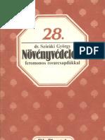 Biofüzetek 28 - Sziráki György - Növényvédelem feromonos rovarcsapdákkal