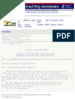 FDA Cfr Title 21 Sec. 173.310
