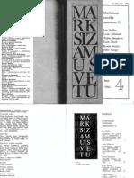500_Vuletić, Ljiljana (ur.) Marksizam u svetu br. 4 - Marksizam estetika umetnost II NIRO Komunist 1982
