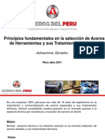 Presentacion Aceros Del Peru