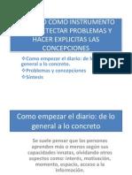 El Diario Como Instrumento (4)