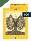 Paula Pagani - The Cardinal Rites of Chaos