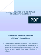Example of research proposal on domestic violence