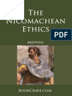 Aristotle - The Nicomachean Ethics