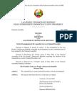 Criminal Procedure & Decree (2004) Eng
