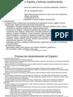 sector industrial España