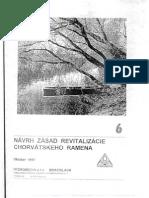 CHORVATSKE-RAMENO Revitalizacia Hydromedia 1997