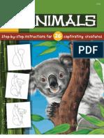 Draw Color Animals