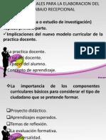 Topicos Generales Para La Elaboracion Del Trabajo Recepcional [Autoguardado]