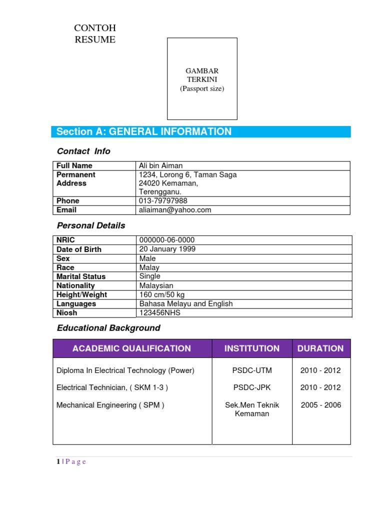 resume latihan industri  1