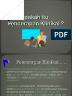 Pencerapan Klinikal