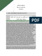 Hikam Ibnu Al Atailah Volume 2
