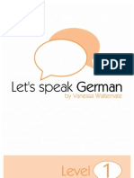 Let's Speak German Level 1