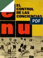 Chile, ENU, Escuela Nacional Unificada, Control de las Conciencias, FEUC, 1973