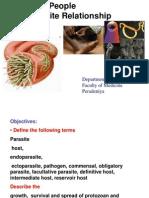 Parasites & People - Host Parasite Relationship - Rumala
