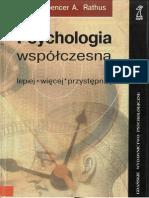 A.Rathus- Psychologia współczesna
