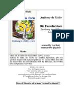 Anthony de Mello - Die Fesseln