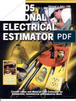2005 National Electrical Estimator