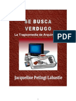 Se Busca Verdugo La - Tragicomedia De Arquímedes JPLabastie Cap I -2013 PDF