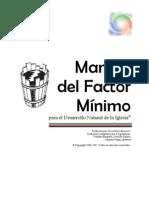 Manual Factor Minimo Para El DNI