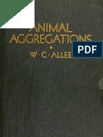 animalaggregatio00alle